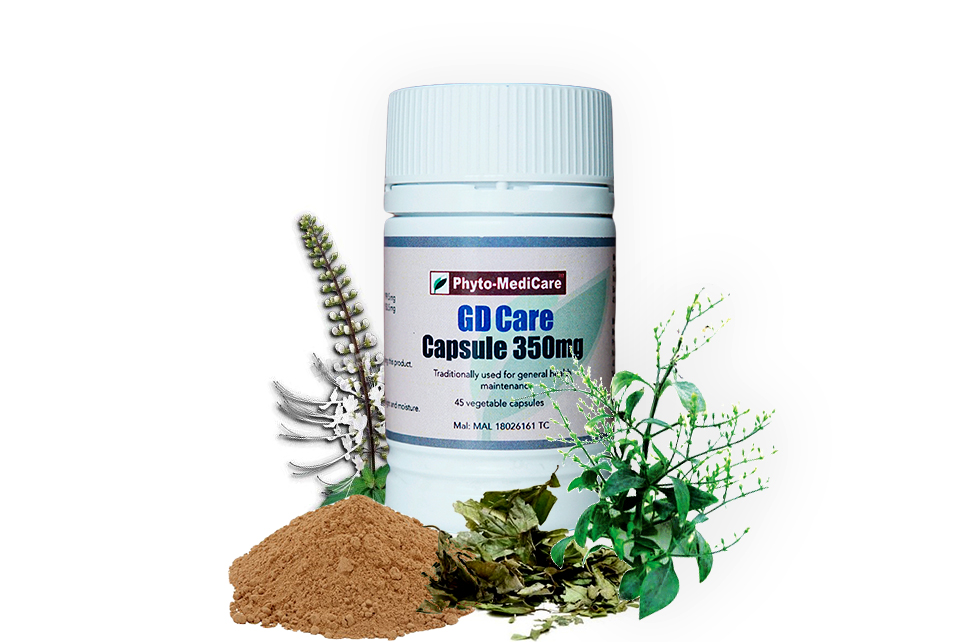 GD Care/GulCare For Treatment & Prevention of Diabetes (MAL18026161TC)