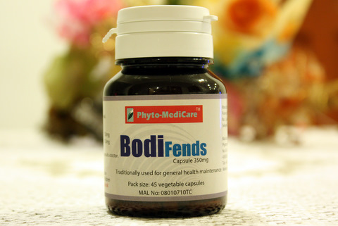 BodiFends For Fatigue, Coughs, Sinus, Joint Pain, Migraine & Sleep Problems (MAL 08010710TC)
