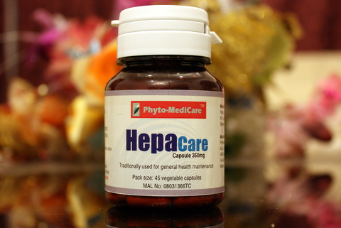 HepaCare  For Treatment & Prevention of Liver-related diseases (MAL 08031356TC)