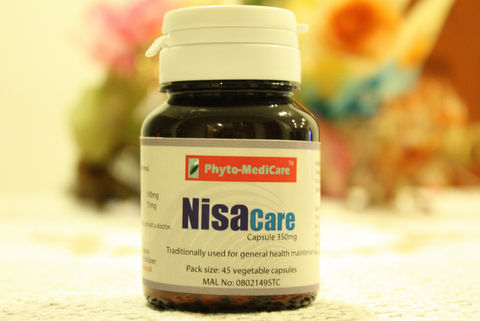 NisaCare  For Women's Health (Anti-Cancer & Energy Supplement)(MAL08021495TC)