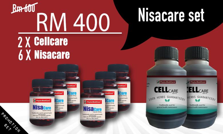 Nisacare Set