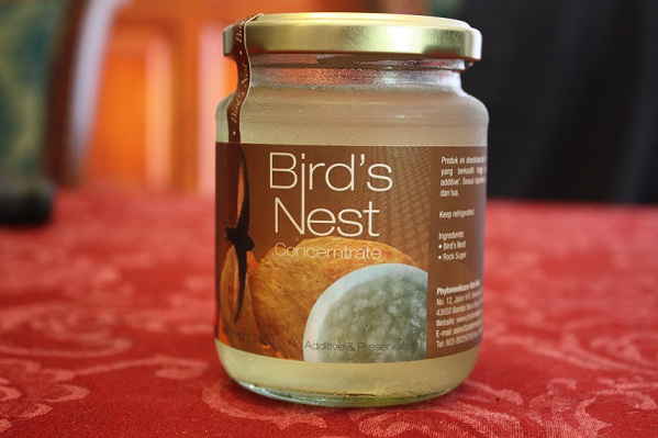 Bird's Nest Concentrate (Sarang Burung)