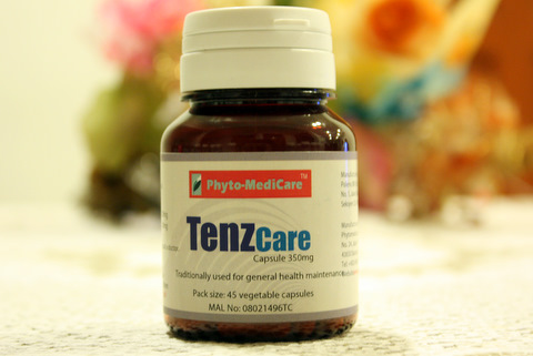 TenzCare For Treatment & Prevention of High Blood Pressure(MAL08021496TC)